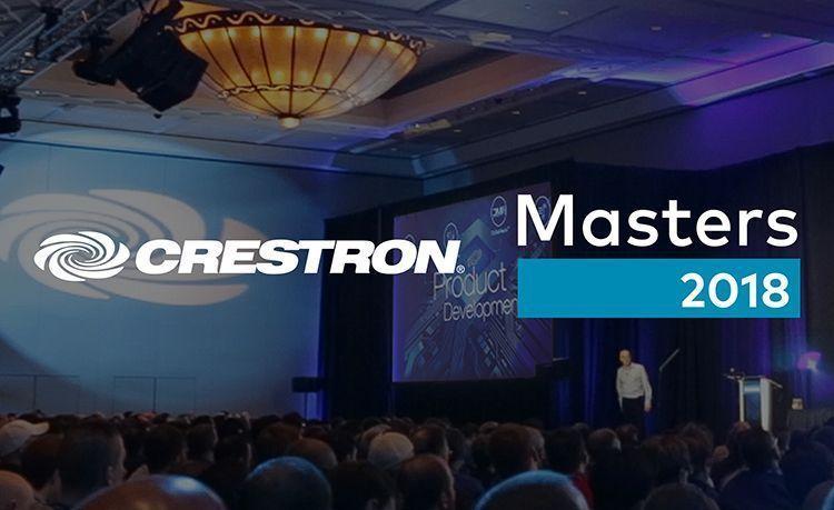 crestron, tecnología, diseño, máster, curso, certificado