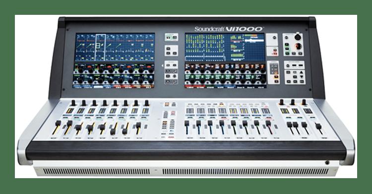 SoundCraftV1000