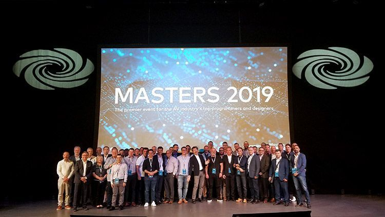 Masters 2 Crestron foto may2019