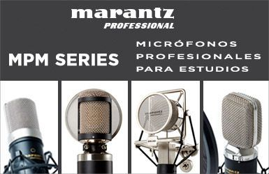 Marantz mpm series