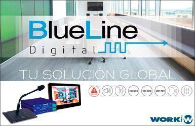 Work Blueline
