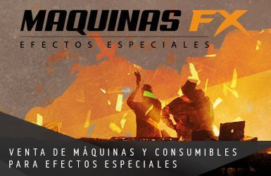 Maquinas FX touring