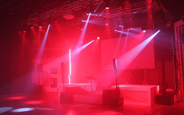 iluminacion CAMEO