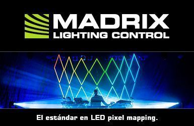 Madrix iluminación